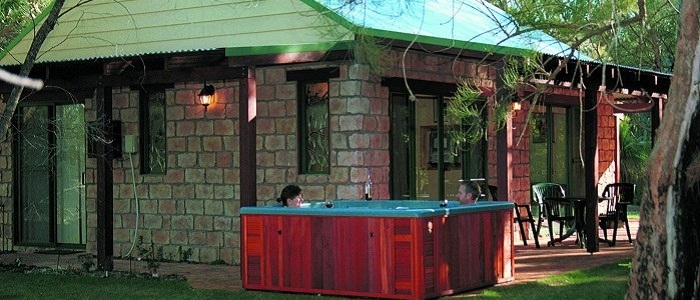 Yelverton Brook Eco Spa Retreat