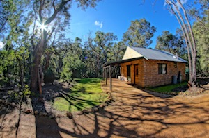 Only 5 Private Chalets on 100 acres